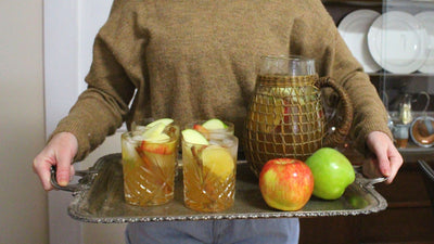 Spiced Apple Cider Punch