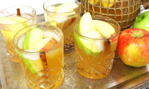 Spiced Apple Cider Rum Recipe