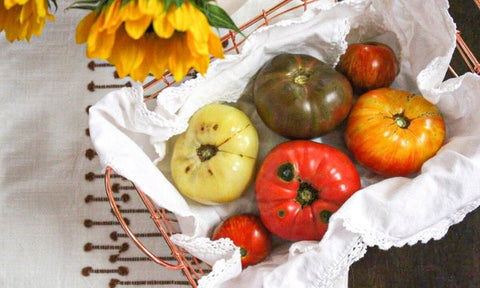 Heirloom Tomatoes Recipe Ideas