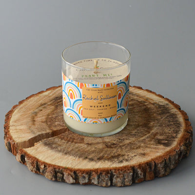 Weekend Candle - Citrus & Cane LLC