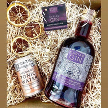 Load image into Gallery viewer, Blackcurrant Gin Gift Box 500ml