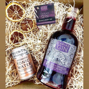 Blackcurrant Gin Gift Box 500ml