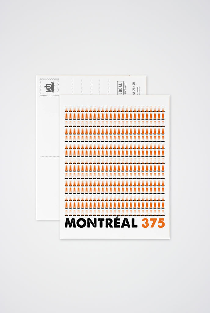 MTL 375 Post Card