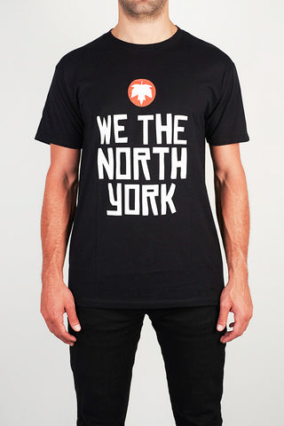 We the North York Tee - Main and Local