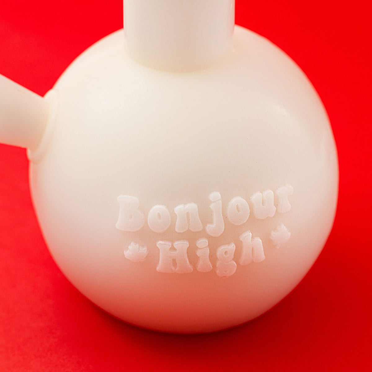 Bonjour High Bong Candle - Main and Local