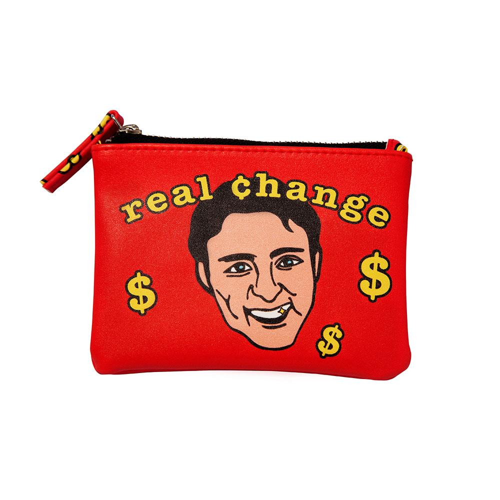 Real Change Coin Purse - Main and Local