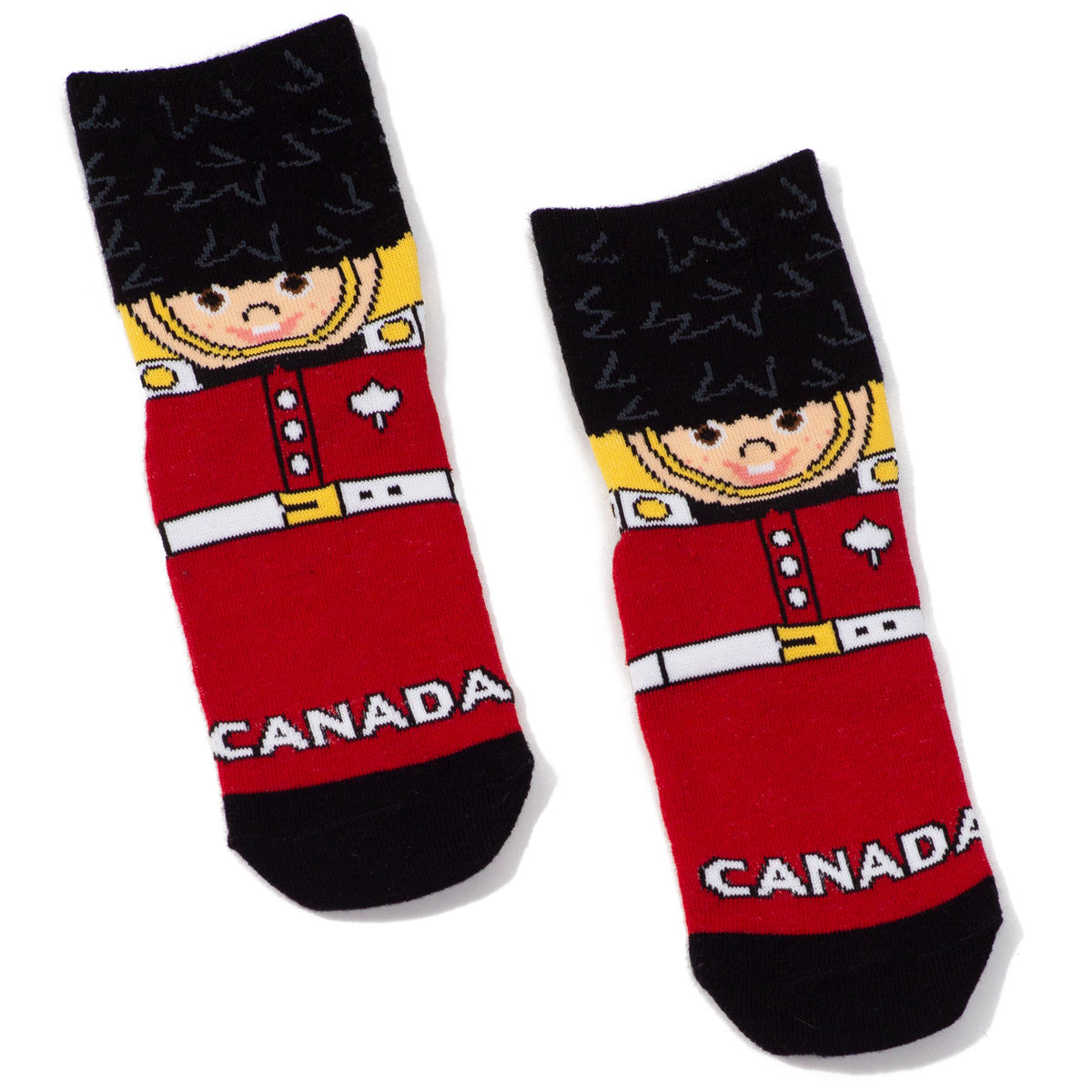 Childrens Canadian Guard Socks