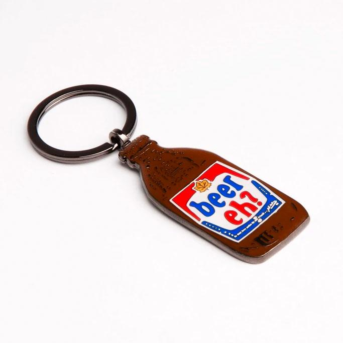 Beer Keychain - Main and Local