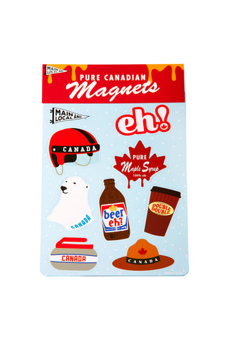Canadian Icon Magnets