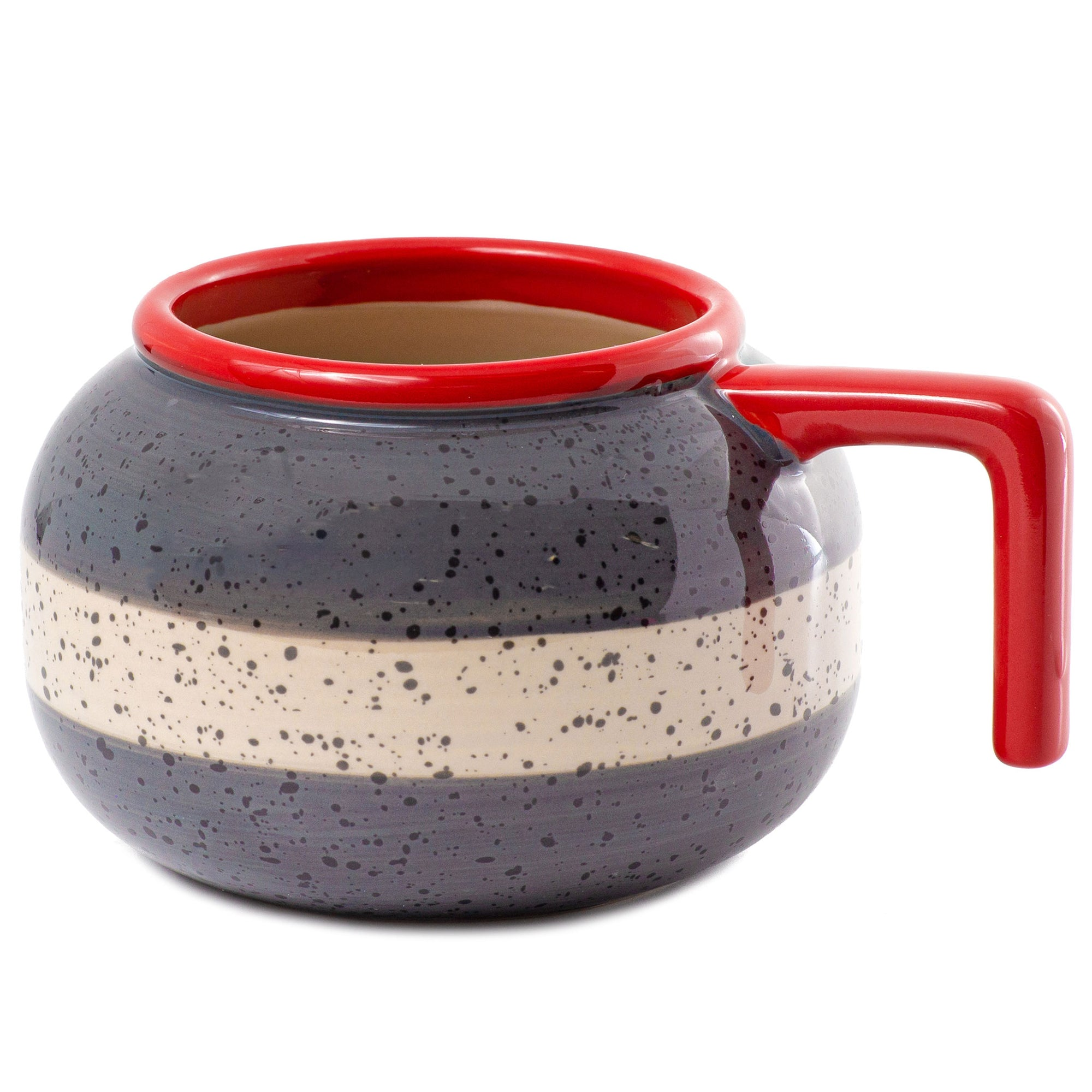 Curling Rock Mug - Main and Local
