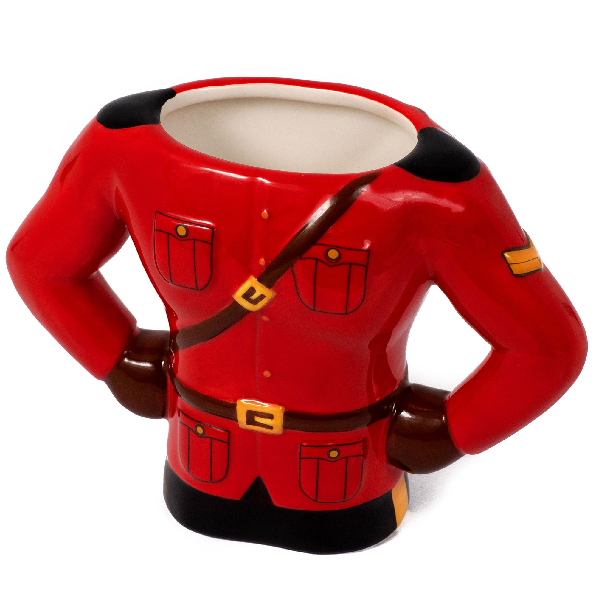 Mountie Desk Mug