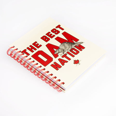 Best Dam Notebook - Main and Local