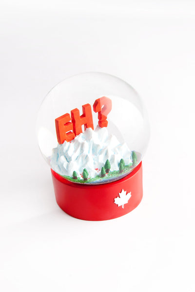 Eh? Snow Globe - Main and Local