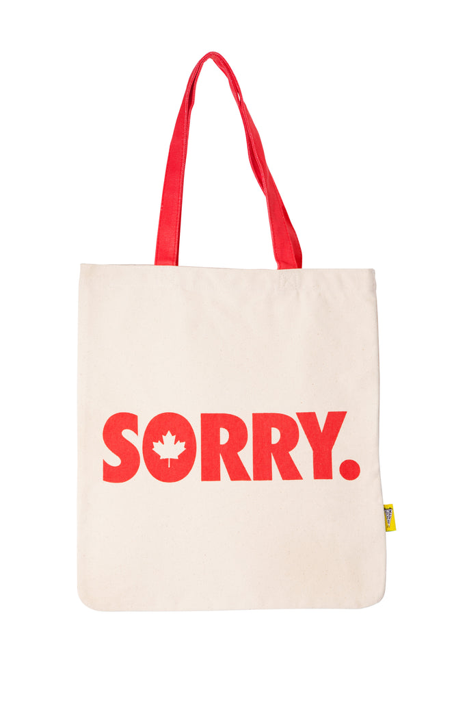 Sorry Tote Bag - Main and Local