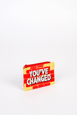 You've Changed Coin Purse - Main and Local