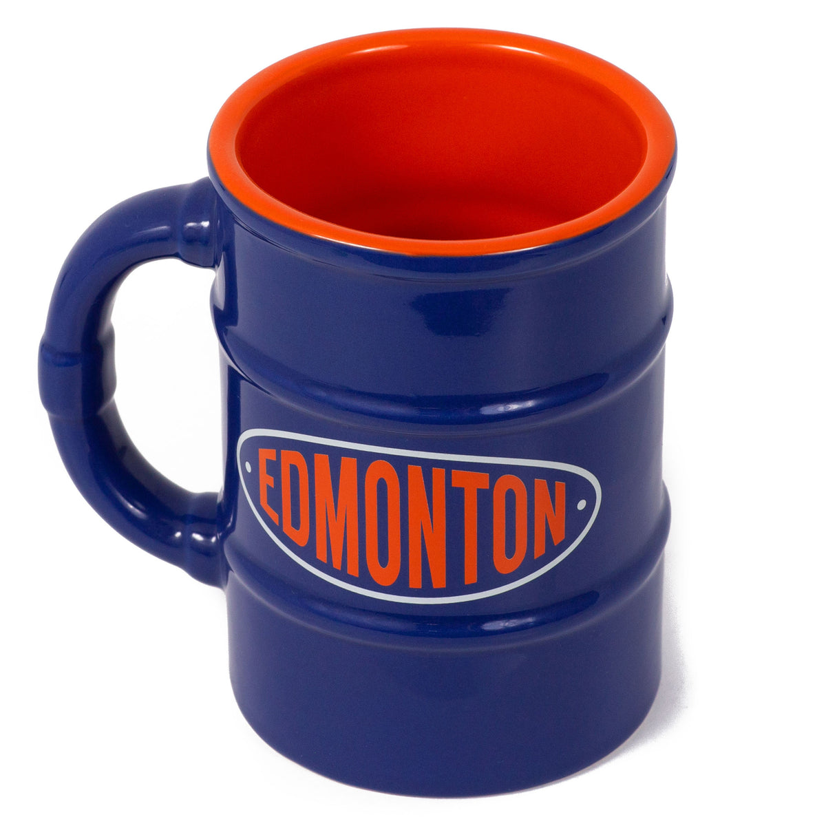 Edmonton Oil Drum Mug - Main and Local