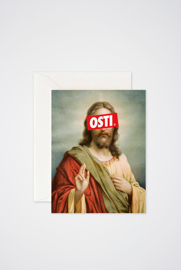 OSTI Greeting Card - Main and Local