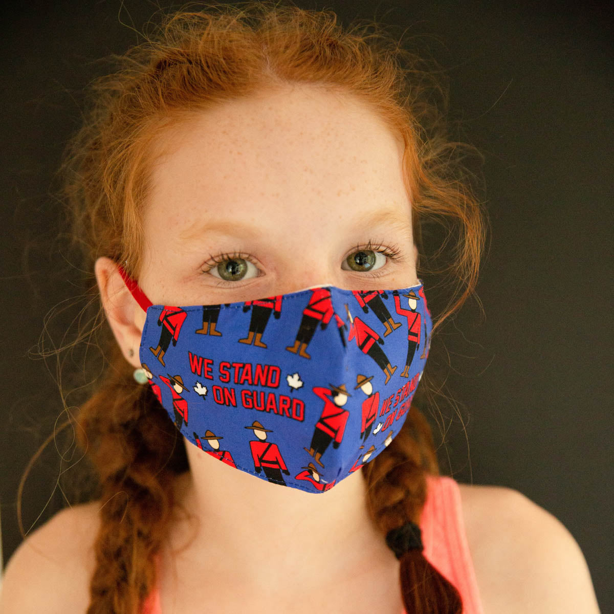 Children's Patriot Face Mask Pack