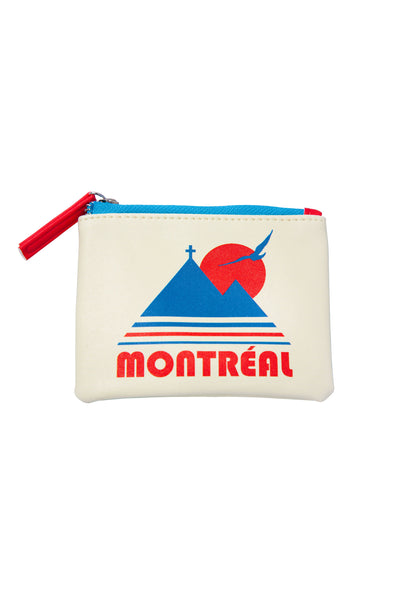 Montreal Vintage Coin Purse - Main and Local