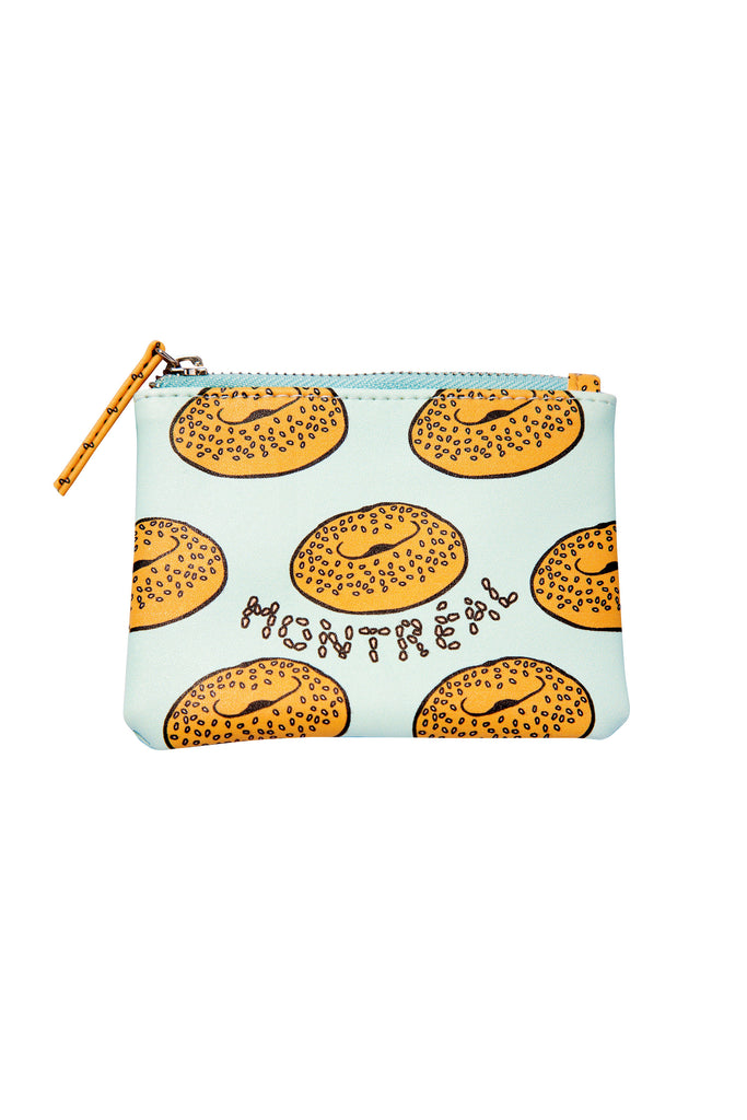 Montreal Bagel Coin Purse - Main and Local