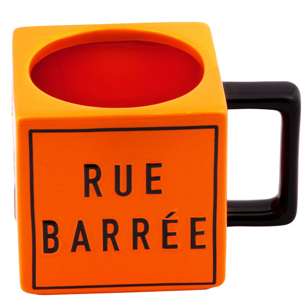 Montreal Construction Mug