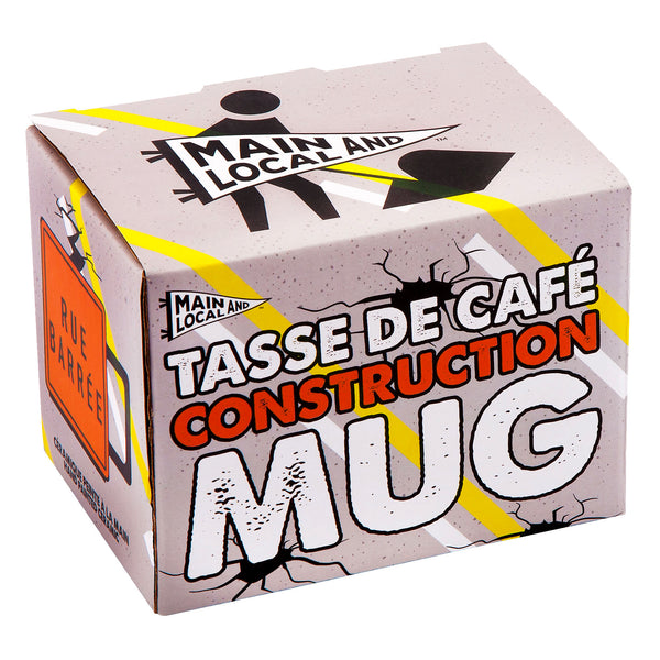 Montreal Construction Mug - Main and Local