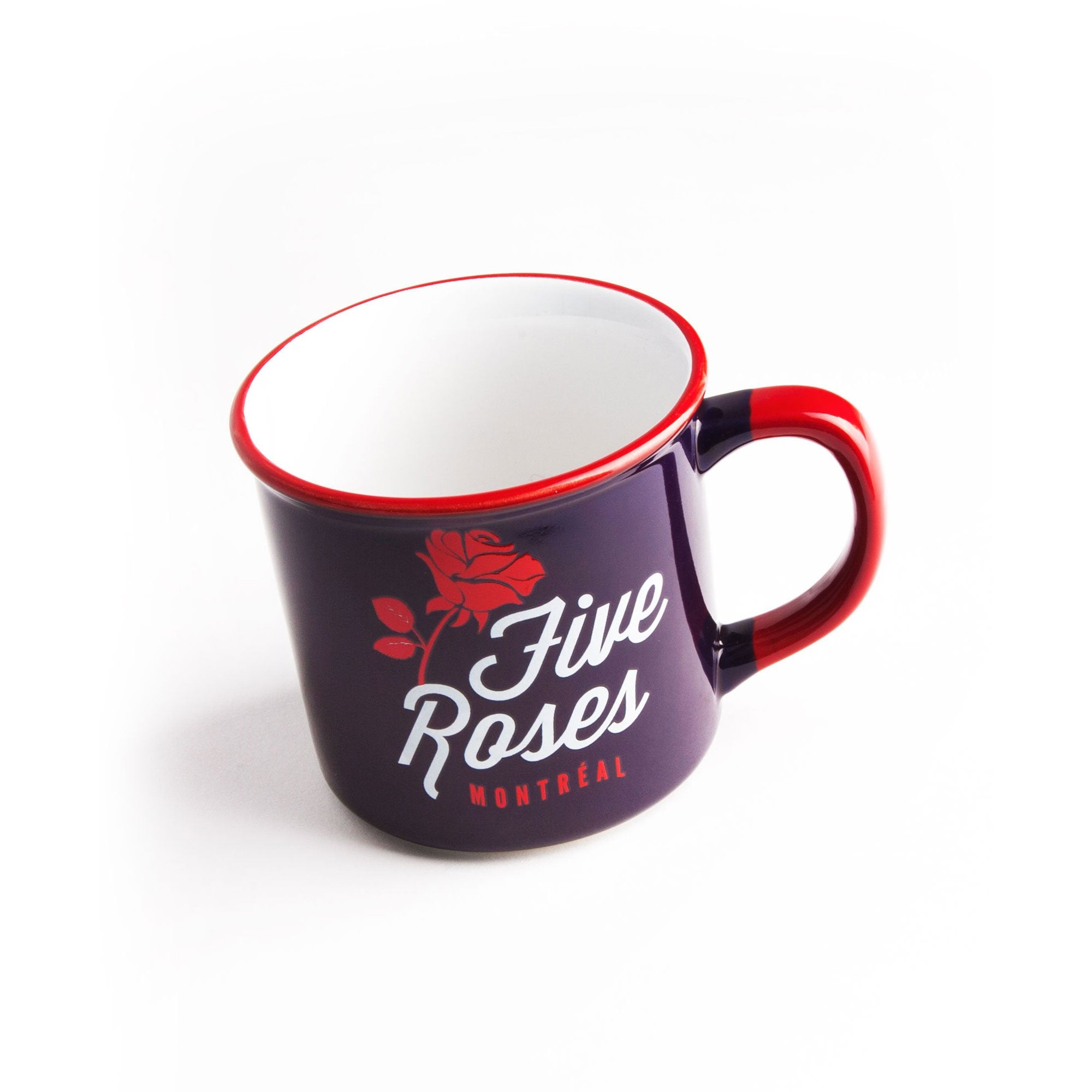 Five Roses Mug - Main and Local