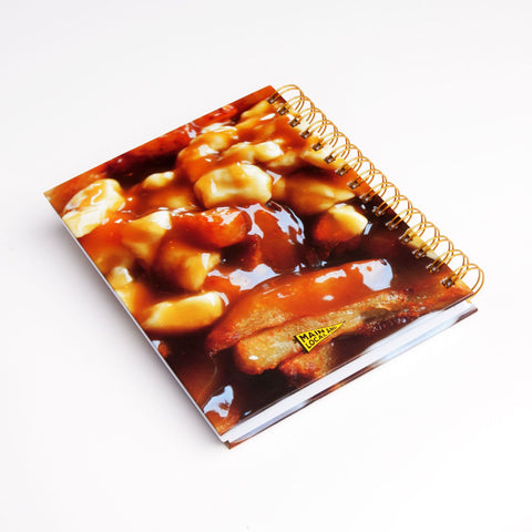 Poutine Notebook - Main and Local