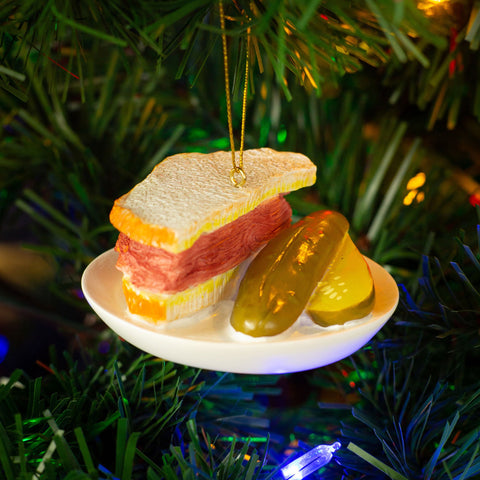 Smoked Meat Ornament - Main and Local