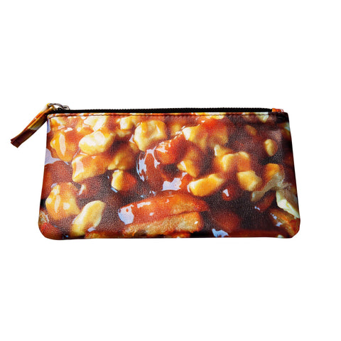 Poutine Pencil Case - Main and Local
