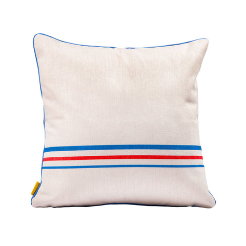 Montreal Vintage Pillow - Main and Local