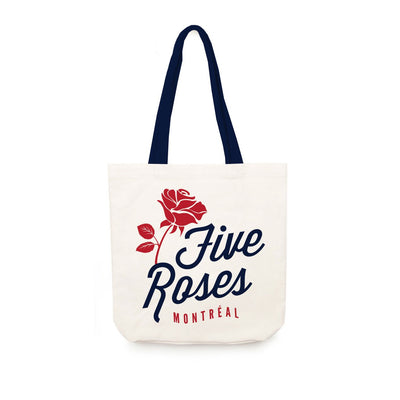 Five Roses Tote Bag - Main and Local