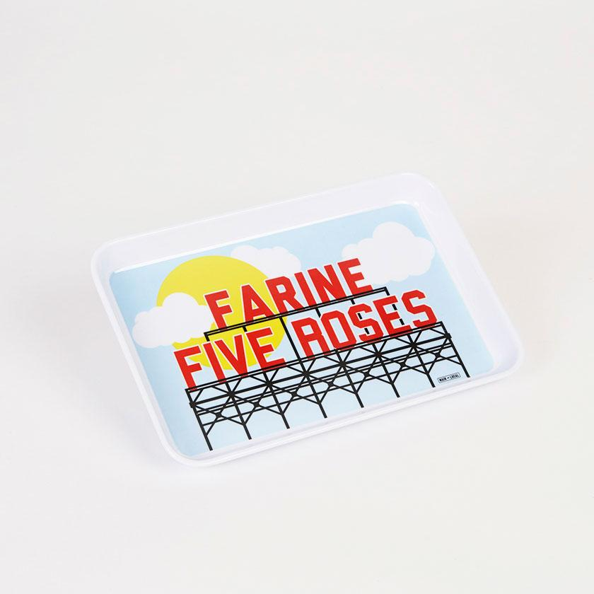 Farine Five Roses Tray - Main and Local