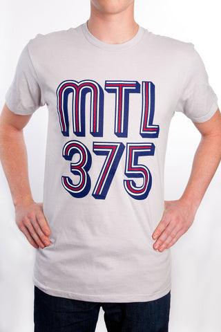 MTL 375 Tee - Main and Local