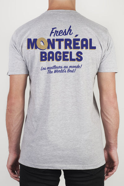 Montreal Bagel Tee - Main and Local