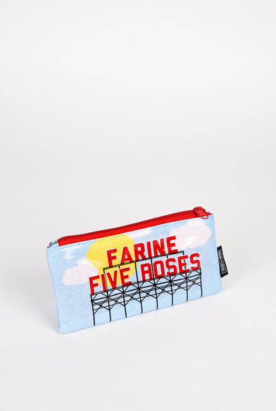 Farine Five Roses Pencil Case - Main and Local