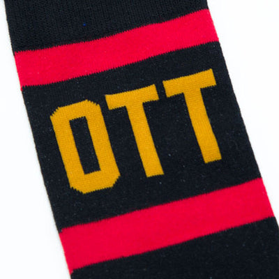 Ottawa City Stripes Socks