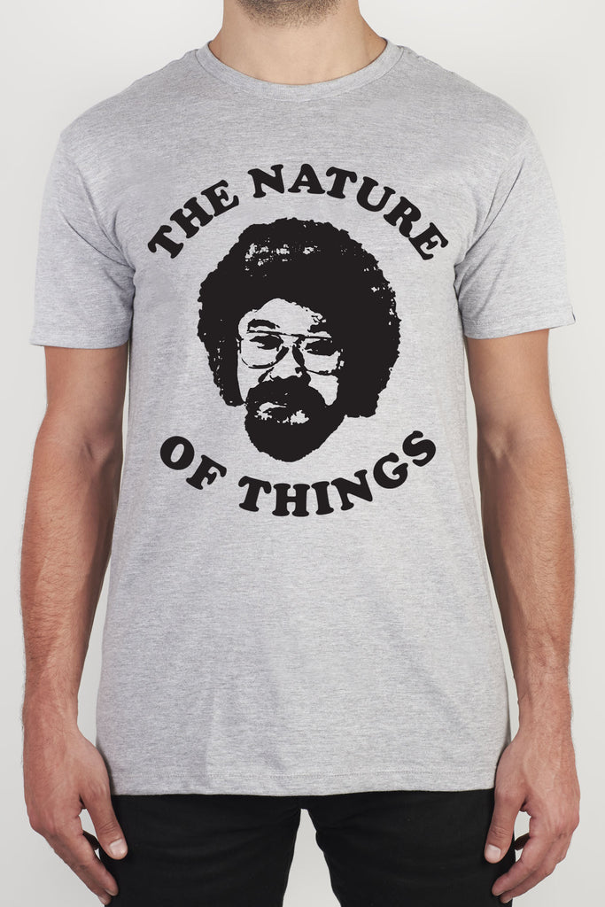 "Suzuki ""The Nature of Things"" T-Shirt - Main and Local"