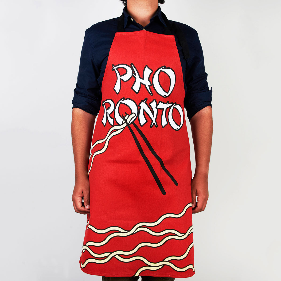 Phoronto Apron - Main and Local