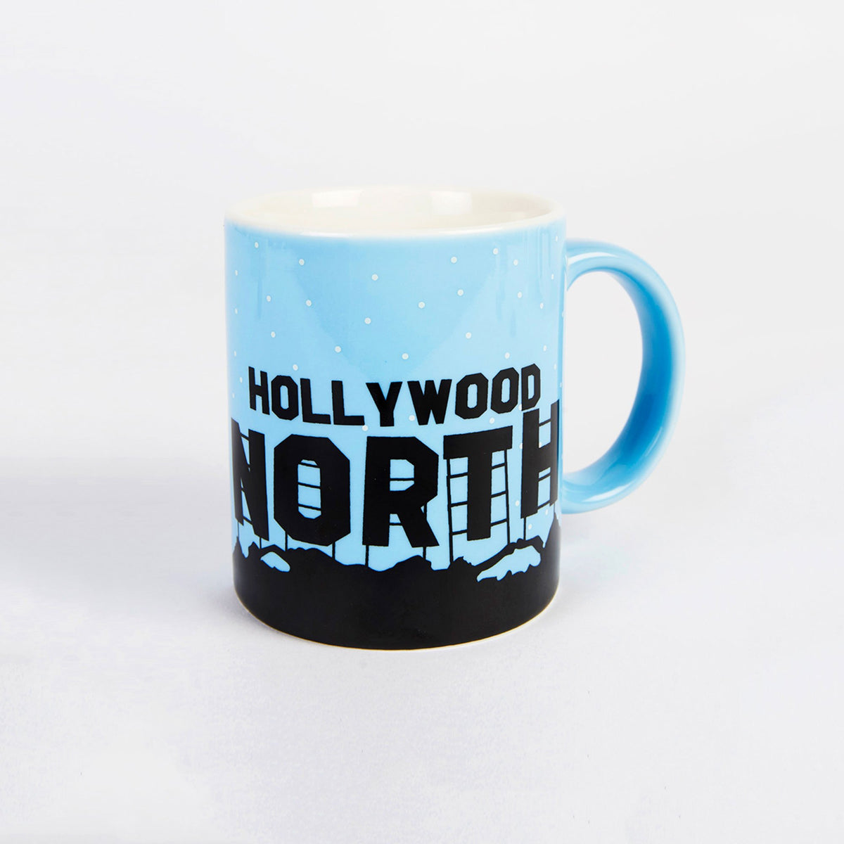 Hollywood North Mug - Main and Local