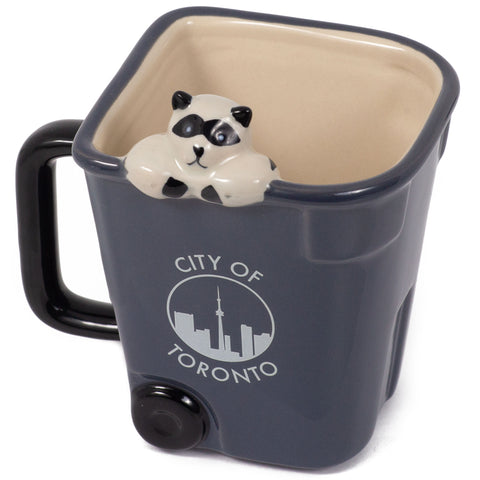 Toronto Raccoon Mug - Main and Local