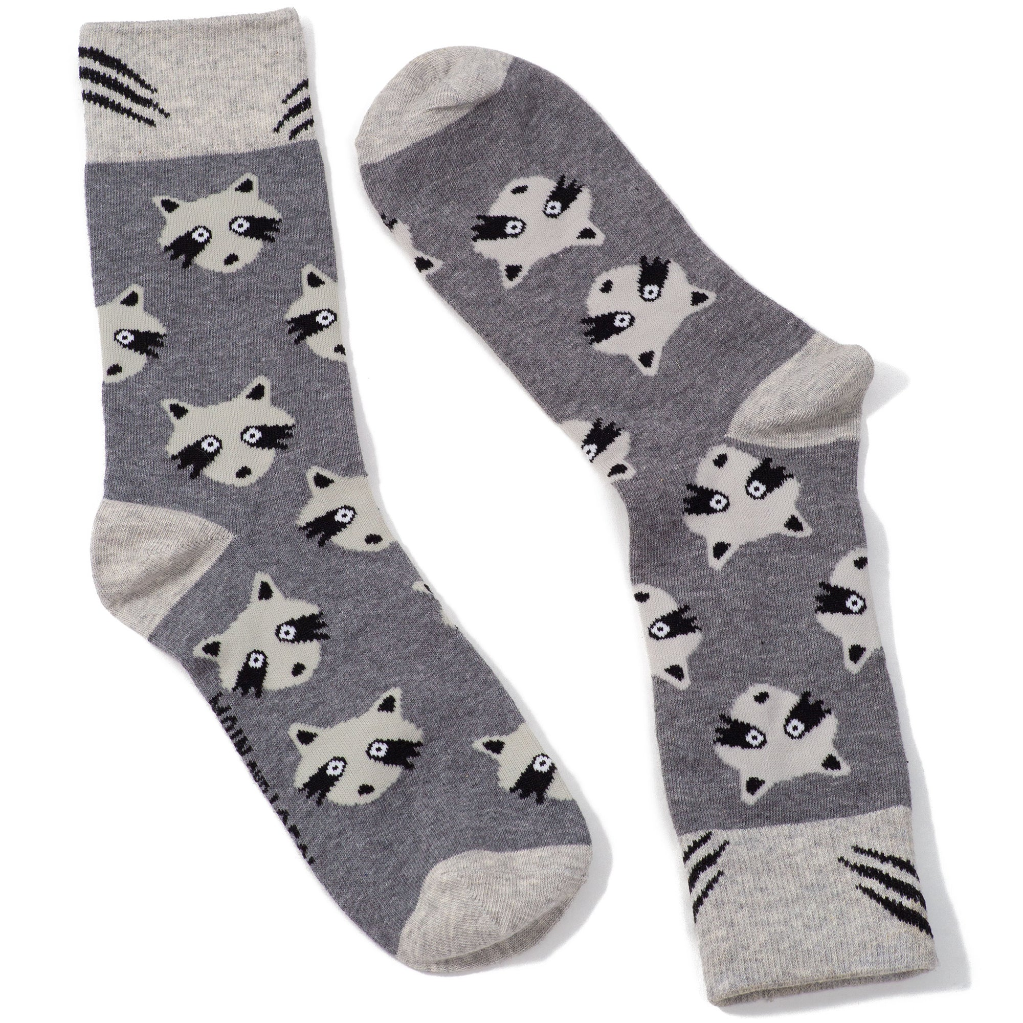 Toronto Raccoons Socks - Main and Local