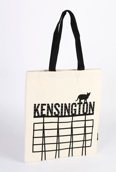 Kensington Cats Tote Bag - Main and Local