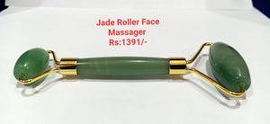JADE ROLLER FACE MASSAGER