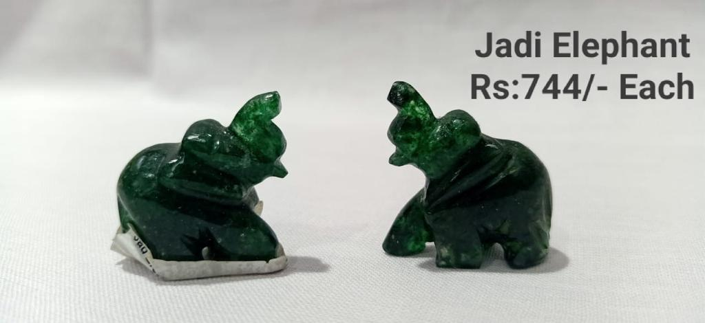 Jade Elephant Each