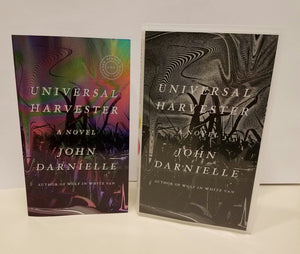 Advance Copy Review of Video Store-Driven Fiction Novel UNIVERSAL HARVESTER by Author John Darnielle!