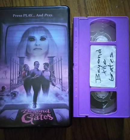 LO-FI VIDEO Brings BEYOND THE GATES to Limited Edition VHS and Prepares to Re-Animate SLASHDANCE on VHS with VERBODEN VIDEO!