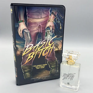 XYRENA Offers XHS: A Line of Unisex Fragrances to Come Housed in Custom VHS Cases with Original Full-Color Cover Art! Images, Details and Order Info!