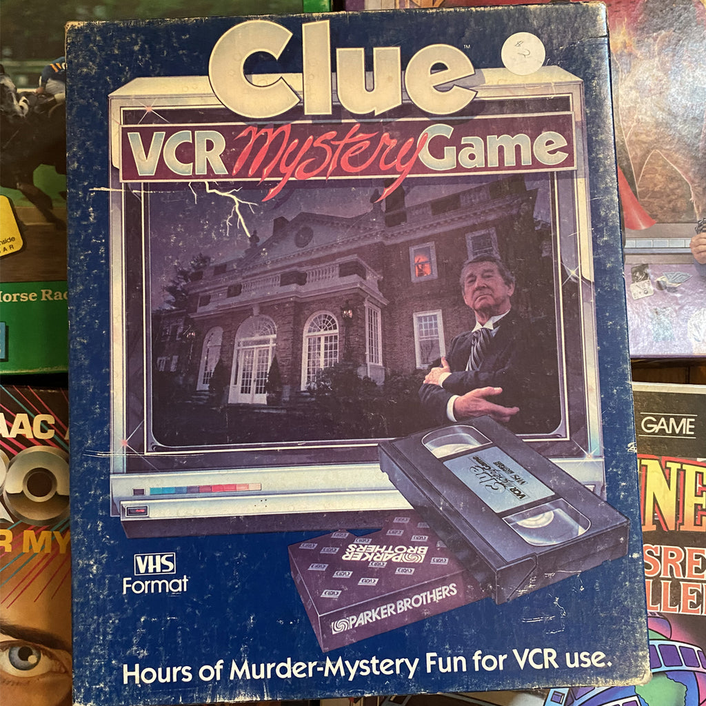 Remember The CLUE VCR Mystery Game? Check Out The Documentary Detailing its Entire Making-Of and History! [WATCH]