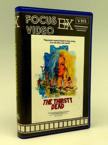 Aussie Fresh VHS Outfit EX-FILM Offers Up FIVE New Limited Edition PAL VHS Slabs with VAMPIRE HOOKERS, WATERPOWER, THE THIRSTY DEAD, SILENT NIGHT BLOODY NIGHT, and JEYKLL & HYDE PORTFOLIO!